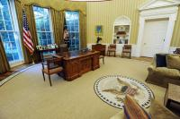 The New Oval Office - Photo 1 - Pictures - CBS News