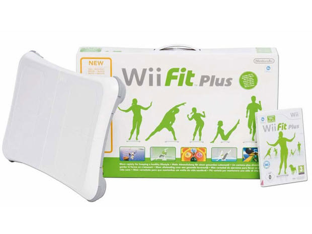 Top 10 Fitness Video Games Photo 1 Pictures CBS News