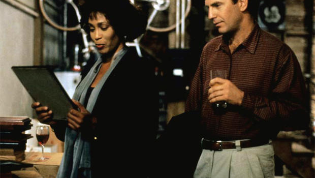 "Kevin Costner on ""the miracle that was Whitney"" - CBS News"