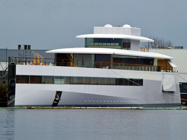 Venus 10 Of The Most Outstanding Luxury Yachts