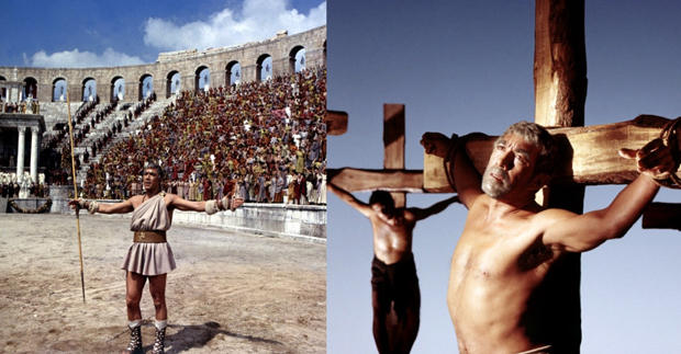 """The Bible"" The Bible On Screen Pictures CBS News"