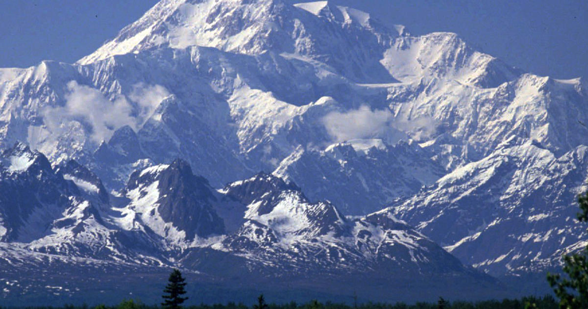 Iphone X Wallpaper With Notch Mount Mckinley North America S Tallest Peak May Be