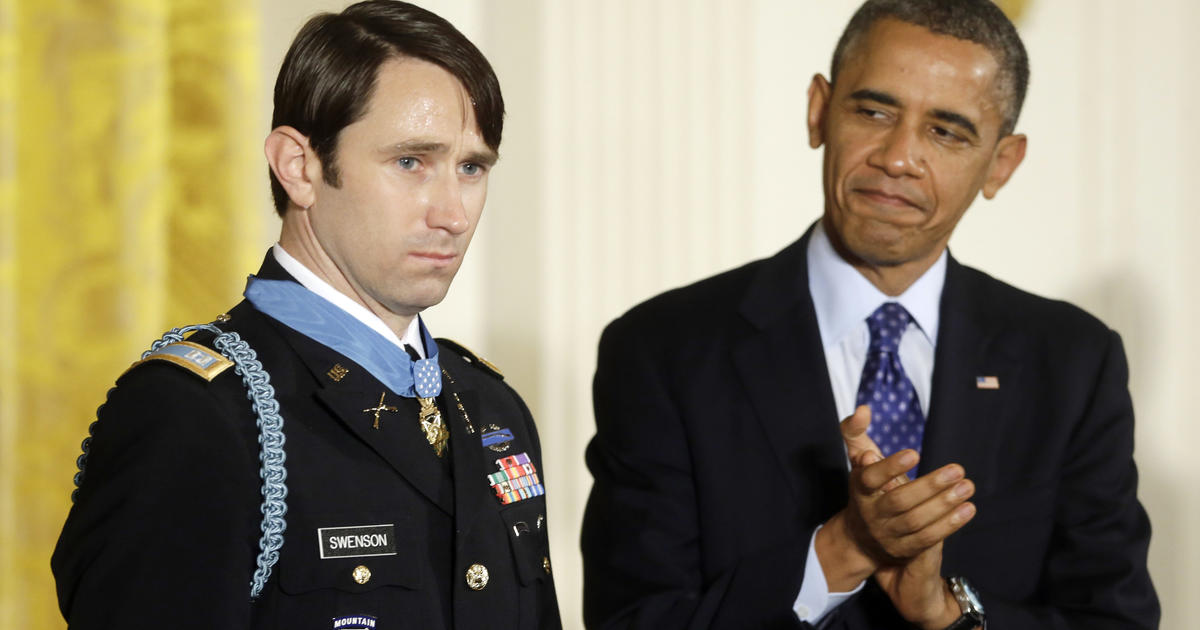 Will Swenson Medal Of Honor
