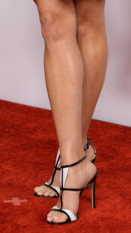Katy Perry  Famous feet High heels on the red carpet