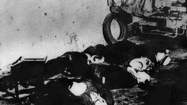Autopsy Reports Found From 1929 Valentines Day Massacre