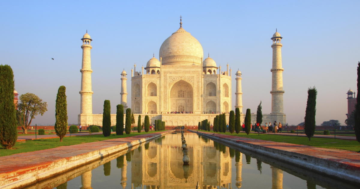 How Does Live Wallpaper Work Iphone X Surprising Threat To The Taj Mahal S Intricate Marble