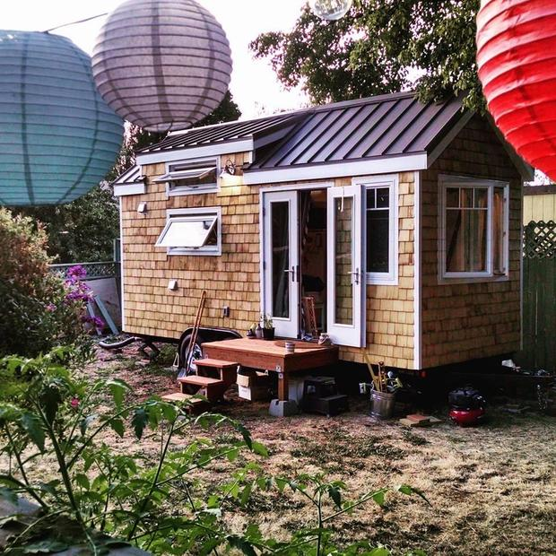 Shelter Kit 6 Tiny Homes You Can Build With No Training