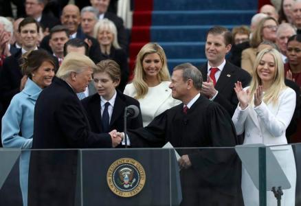 Image result for trump inauguration