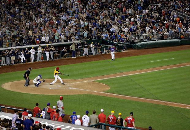 at bat congressional baseball
