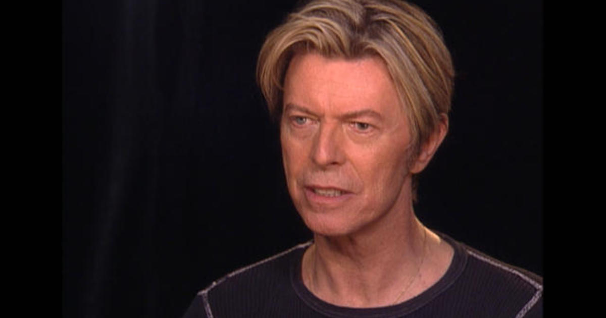bowie on what his