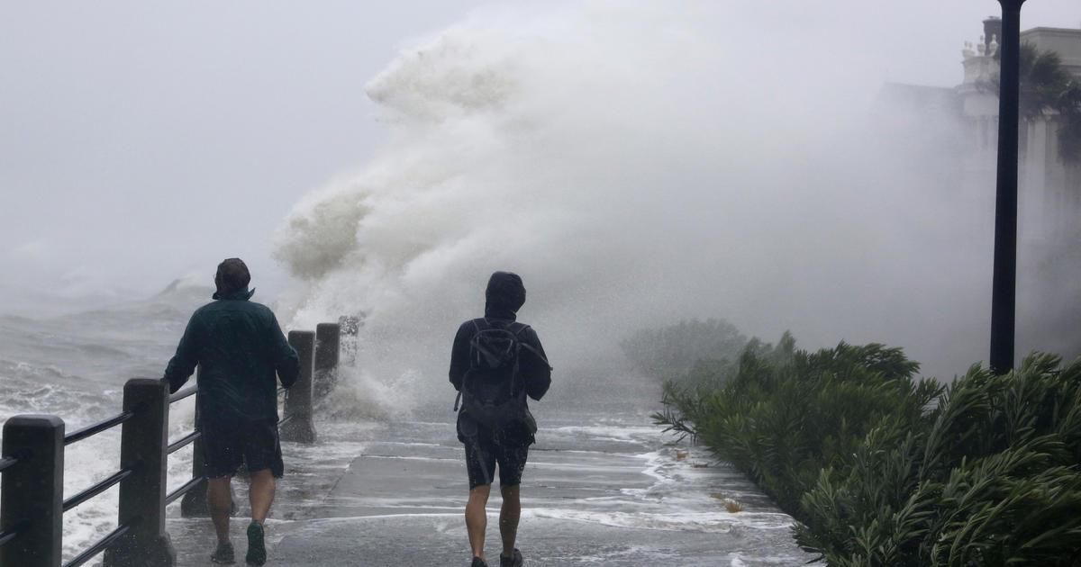 irma causes severe flooding