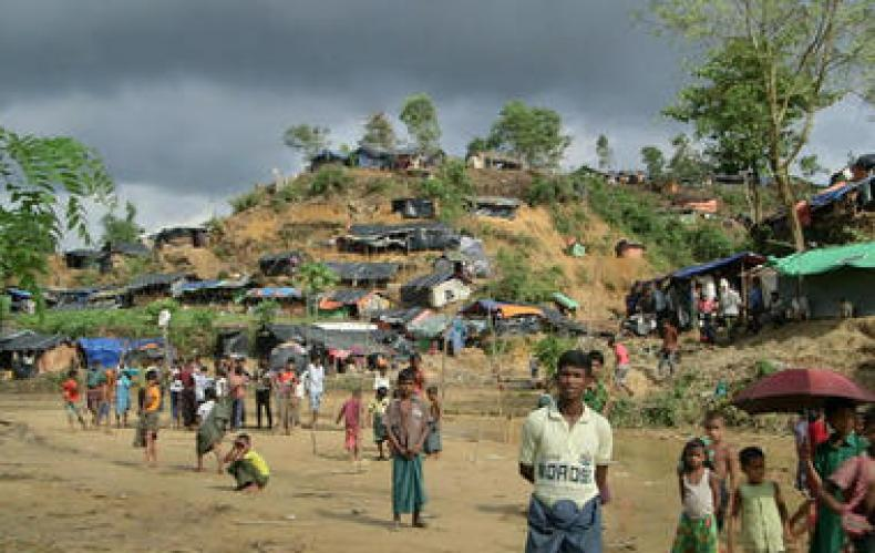 Some Rohingya fight back amid Myanmar ethnic cleansing