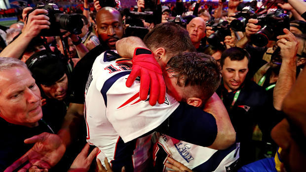 Super Bowl 2019 Mvp Julian Edelman On The Message To His