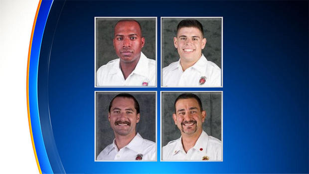 Four Ex Firefighters Charged For Racist Lewd Prank On