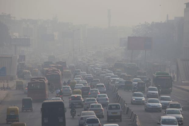 INDIA-ENVIRONMENT-POLLUTION