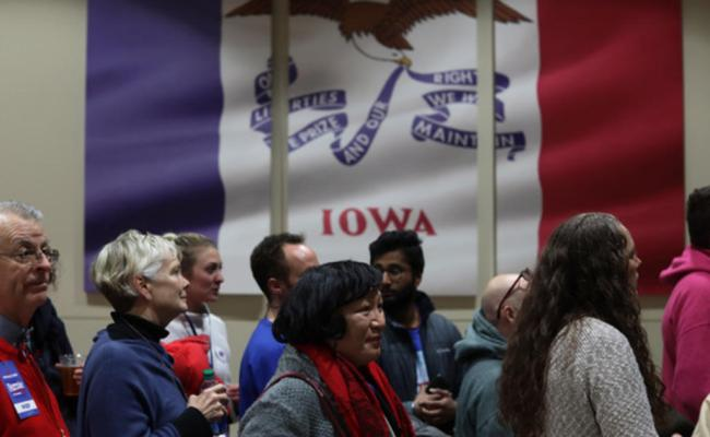 Chaotic Finish With No Winner Announced To Iowa Caucuses