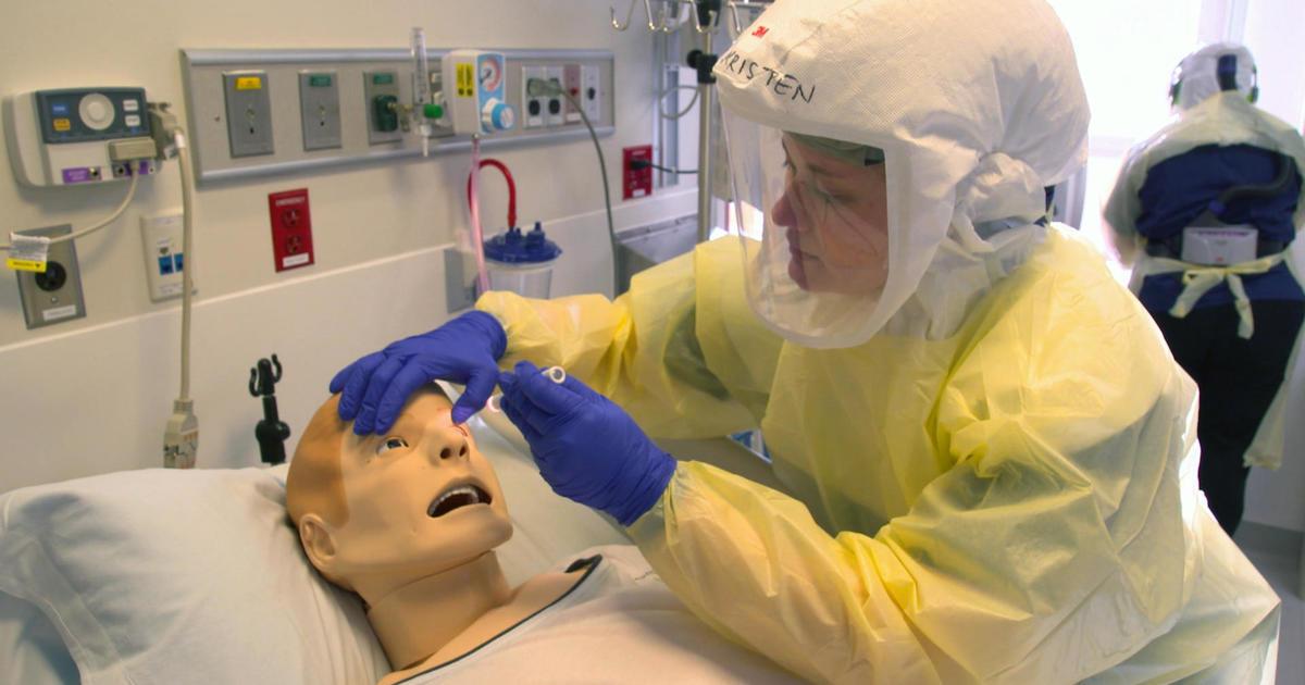 Coronavirus: How U.S. hospitals are preparing for COVID-19, and ...