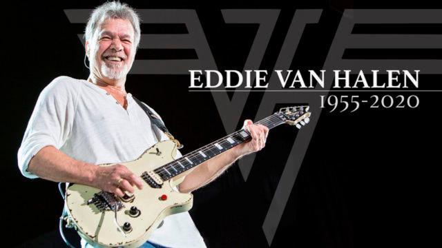 Remembering Eddie Van Halen - CBS News