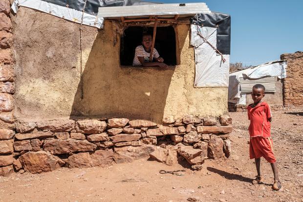 ETHIOPIA-ERITREA REFUGEE CONFLICT