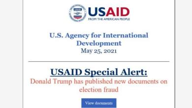 Russian SolarWinds hackers have launched new campaign using USAID email address, Microsoft says