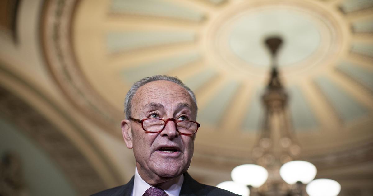, Senate prepares to move on bill to prevent government shutdown, The Evepost National News