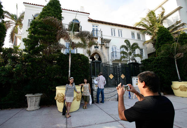 Casa Casuarina  Versaces Miami mansion  Pictures  CBS News