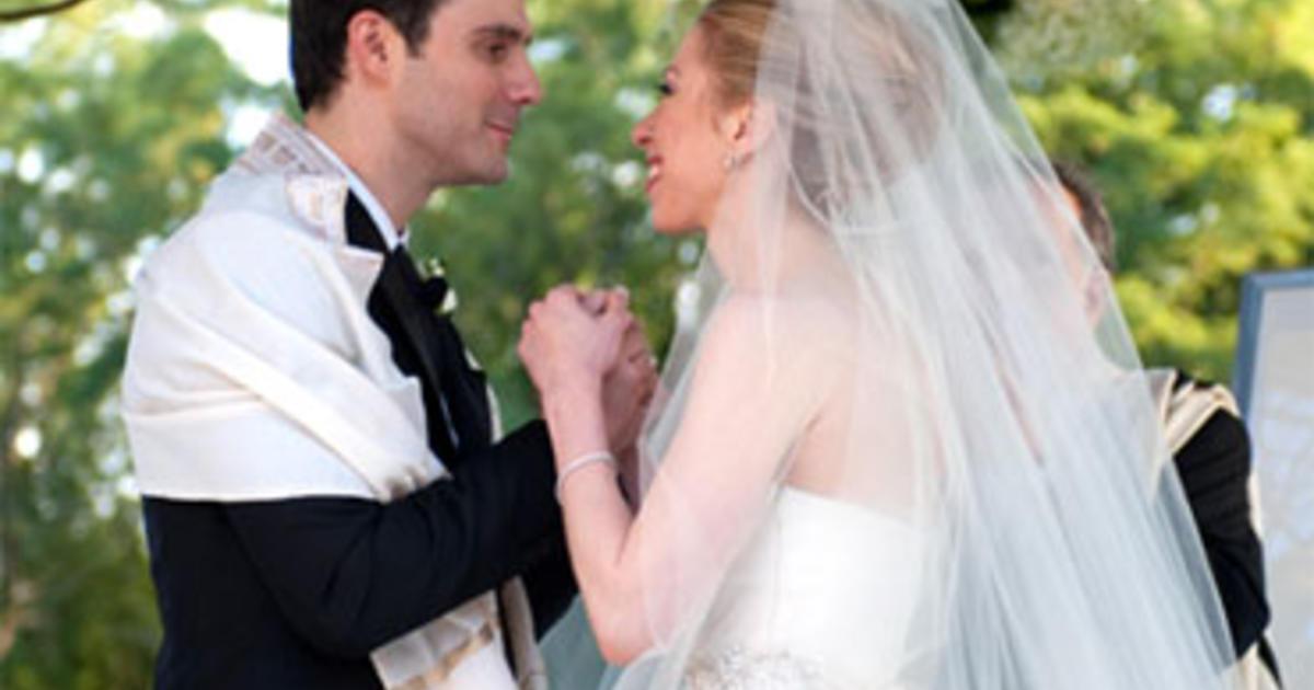 Recreate Chelsea Clintons Wedding On a Budget  CBS News