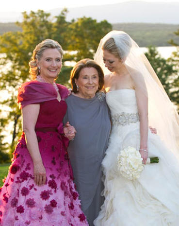 Chelsea Clintons Wedding Pictures  Photo 1  Pictures