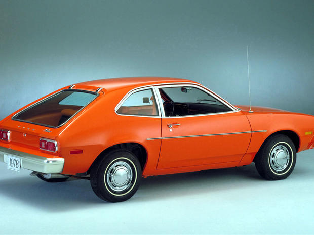 01 ford pinto world