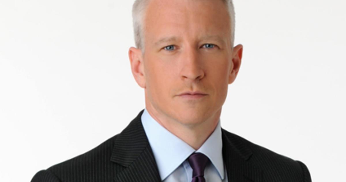 Anderson Cooper  CBS News
