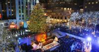 christmas tree lighting ny | Decoratingspecial.com