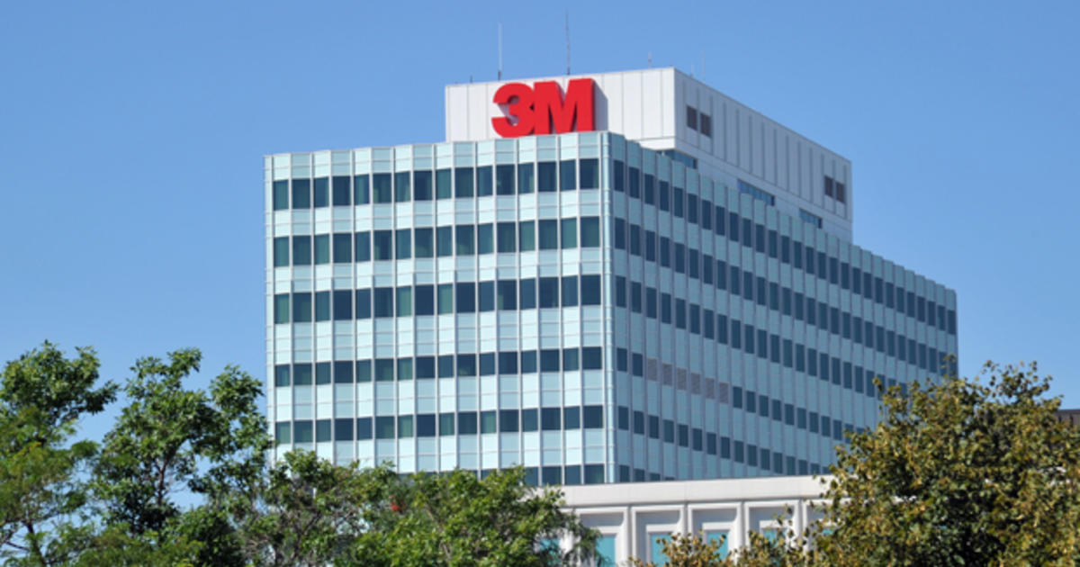 3M raises dividend  CBS News