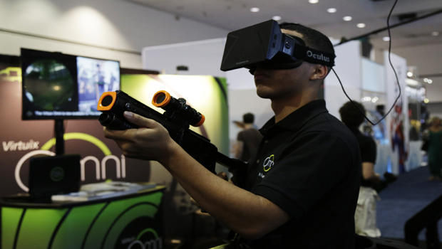 Virtual Reality and video games
