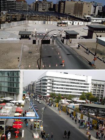 25th Anniversary Of Fall Of The Berlin Wall Berlin Wall