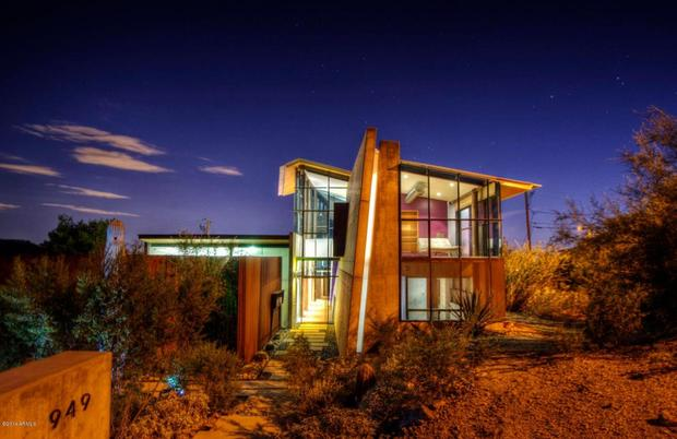Tucson Arizona  10 concrete homes that dont look like