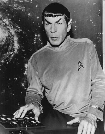 Star Trek  Leonard Nimoy 19312015  Pictures  CBS News