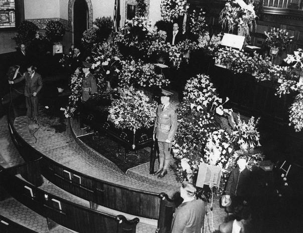 Calvin Coolidge Funeral Today In History January 7