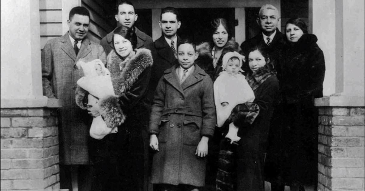 Valerie Jarretts extraordinary family tree  Videos  CBS