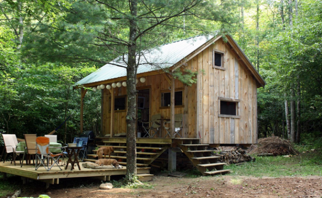 Vermont Cottage 6 Tiny Homes You Can Build With No