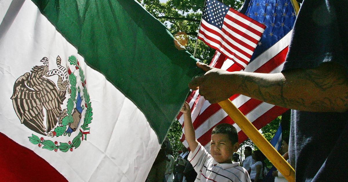 CBS News poll Hispanics in America  CBS News