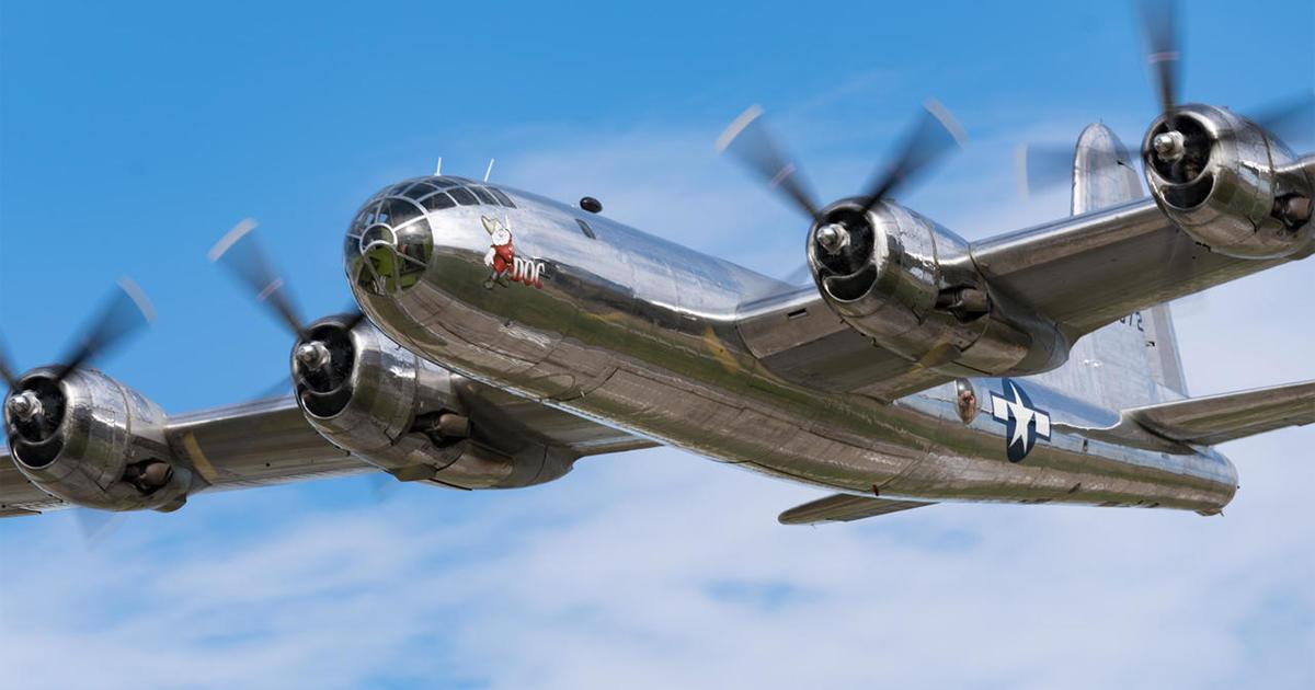 Aviation Wallpaper Iphone X Restoring A World War Ii Aviation Gem Cbs News