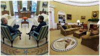 How Trump has changed the Oval Office so far - CBS News