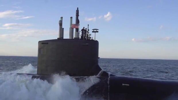 Inside the US Navys newest submarine squad  CBS This