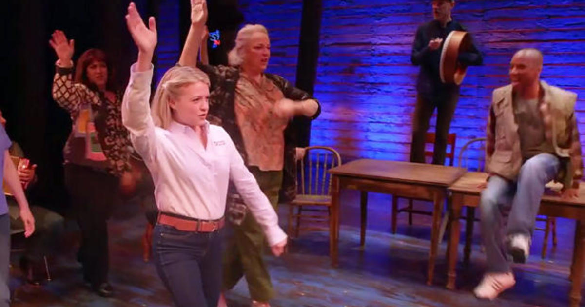 Come From Away finds the light in tragedy  CBS This