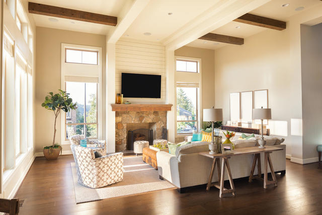 common paint colors for living rooms small room furniture ideas images 7 that can boost the value of your home cbs news