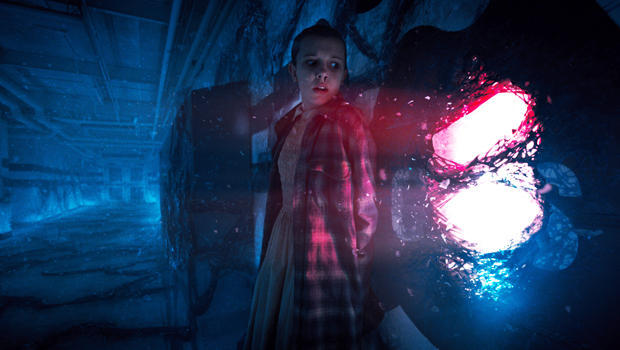 Stranger Things to once again go bump in the night  CBS News
