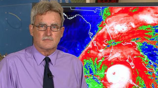 0909-cbsn-forecast-markdemeria-1392920-640x360 Hurricane Irma shifts course, threatening Tampa - live updates
