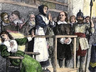 Almanac: The Salem witch trials - CBS News