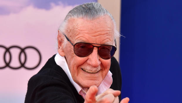 Image result for marvel stan lee birthday