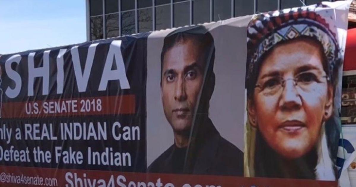 real indian running against sen